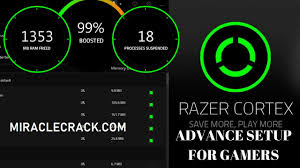 Razer Cortex 2021 Crack